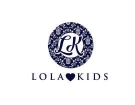 #314 para Design a Logo for kids clothing brand por helenasdesign