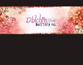 #91 para Design a Banner for my beauty blog por artist4