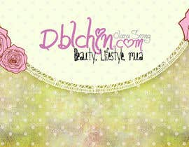 nº 78 pour Design a Banner for my beauty blog par VrushaliSingh