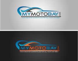 Nro 28 kilpailuun Design a Logo for MYMOTOBAY käyttäjältä shemulehsan