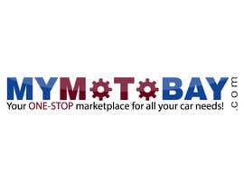 Nro 26 kilpailuun Design a Logo for MYMOTOBAY käyttäjältä m4sacru