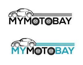 Nro 10 kilpailuun Design a Logo for MYMOTOBAY käyttäjältä mohamoodulla1