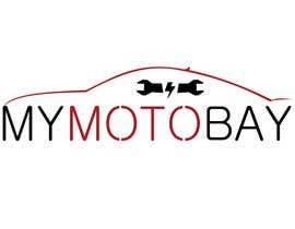 Nro 12 kilpailuun Design a Logo for MYMOTOBAY käyttäjältä mohamoodulla1