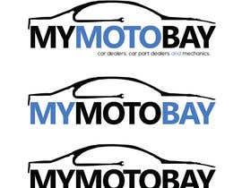 Nro 15 kilpailuun Design a Logo for MYMOTOBAY käyttäjältä mohamoodulla1