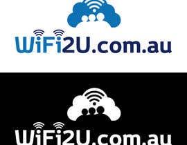 pbevilacqua tarafından Design a Logo - WiFi2U.com.au için no 25