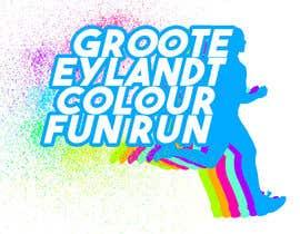 merlanugas tarafından New Colour Fun Run Logo için no 22