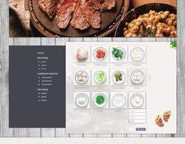 hannaametist tarafından Design a website (MadeMeals.nl) için no 13