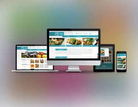 Comnix tarafından Design a website (MadeMeals.nl) için no 66