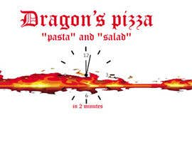 #24 for Develop a new logo for Dragon's Pizza af gangbuzzcrew