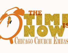 nº 43 pour Graphic Design for Chicago Embassy Church par laureen08
