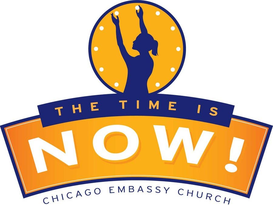 Inscrição nº 51 do Concurso para Graphic Design for Chicago Embassy Church