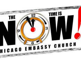#38 cho Graphic Design for Chicago Embassy Church bởi iamgr3