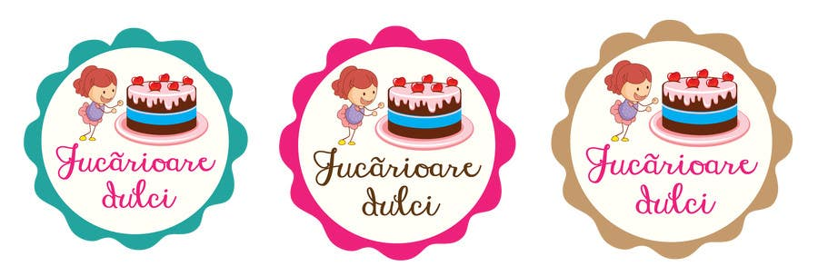 #54 for Design a Logo for cake business by karmenflorea