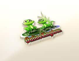 #102 cho Logo Design for Online Kingdom bởi airbrusheskid