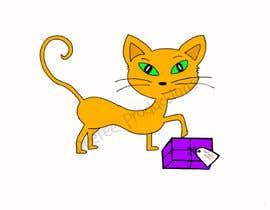 #12 para Illustrate 2D Cat/Kitten for our Chinese Shopping Site's Video Animation por DeeFeeProduction