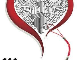 Nro 9 kilpailuun mHeart Logo and Graphic Design käyttäjältä elmissiry