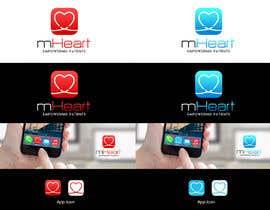 Nro 16 kilpailuun mHeart Logo and Graphic Design käyttäjältä WajahatMehdi