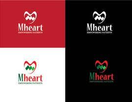 Nro 24 kilpailuun mHeart Logo and Graphic Design käyttäjältä yhenz