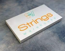 kevalthacker tarafından Design an outstanding logo for an online string company için no 279
