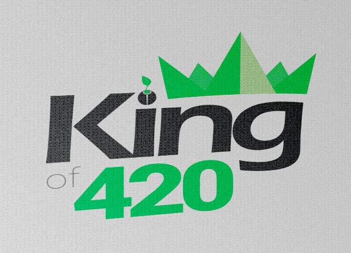 Contest Entry #33 for Design the best logo for Kingof420