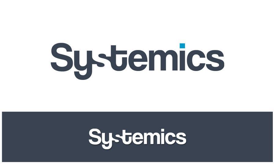 Kilpailutyö #108 kilpailussa Logo Systemics