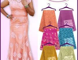 Nro 16 kilpailuun Design a flyer for a fabric store käyttäjältä ranjeettiger07