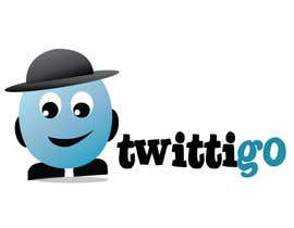 #152 untuk Logo Design for twittigo, a touristical and guide service oleh dsharma23