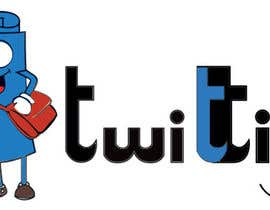 nº 206 pour Logo Design for twittigo, a touristical and guide service par AlveenaK