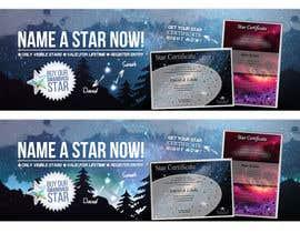 Nro 76 kilpailuun Design a Banner for Star-Registration.com käyttäjältä ClaudiuTrusca
