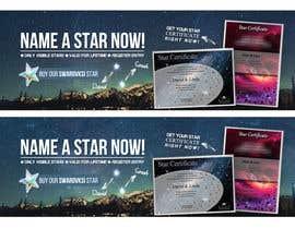 Nro 82 kilpailuun Design a Banner for Star-Registration.com käyttäjältä ClaudiuTrusca