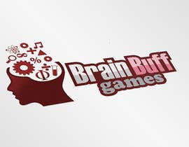 #30 para Design a Logo for Brain Buff Games por MyPrints