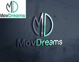 Nro 28 kilpailuun movDreams Logo käyttäjältä kavadelo