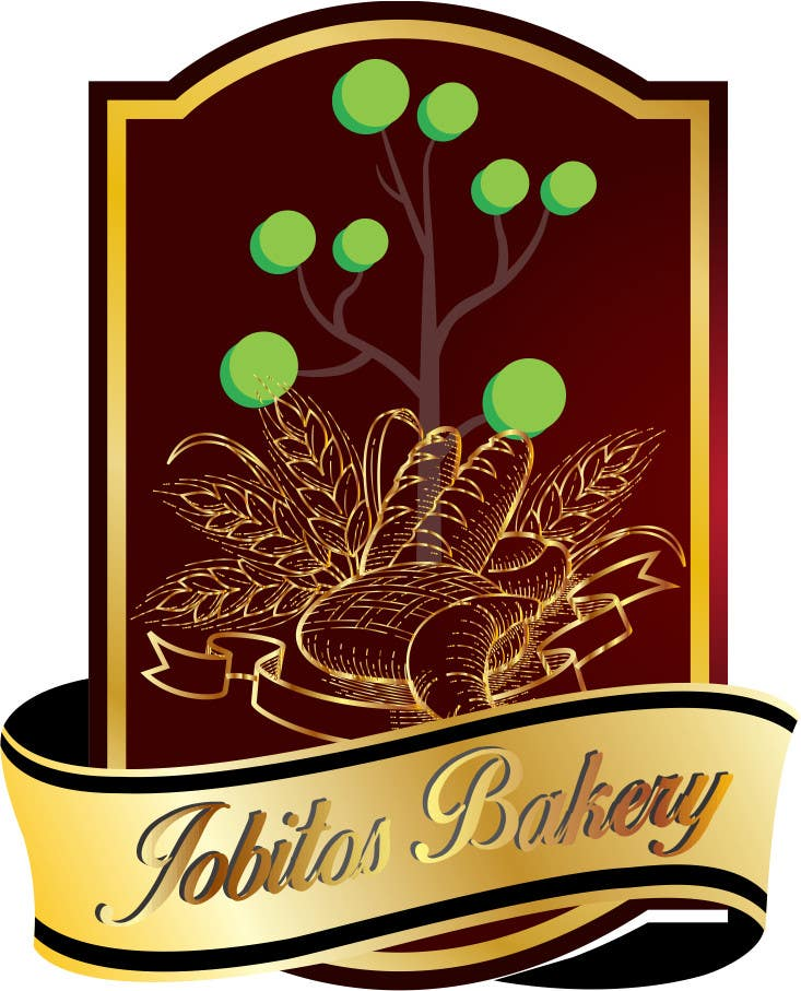 Inscrição nº                                         6                                      do Concurso para                                         Jobitos Bakery logo design