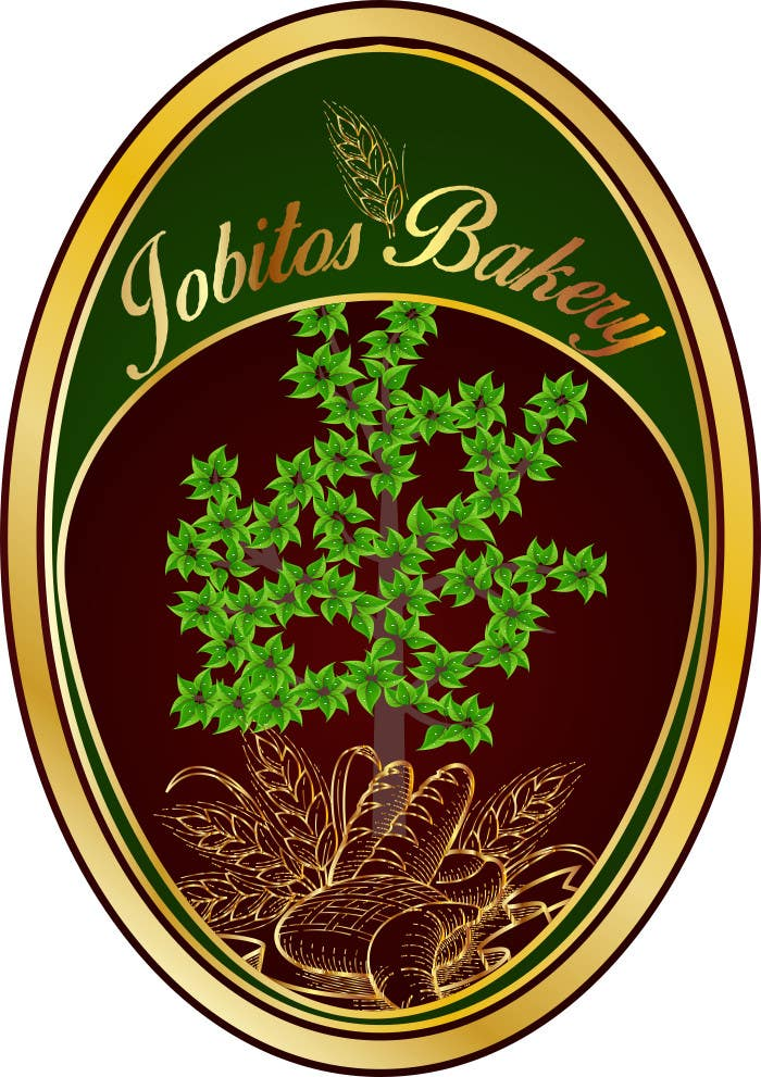Inscrição nº                                         19                                      do Concurso para                                         Jobitos Bakery logo design