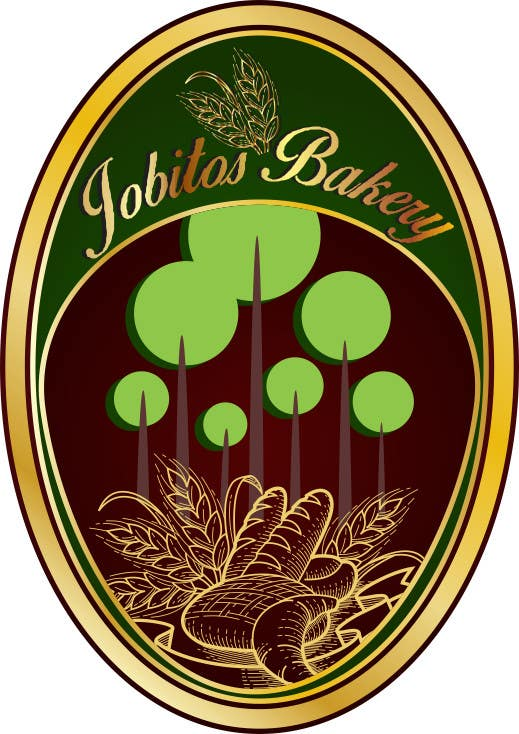 Bài tham dự cuộc thi #30 cho Jobitos Bakery logo design