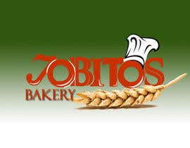 #39 para Jobitos Bakery logo design por misbahjaved137