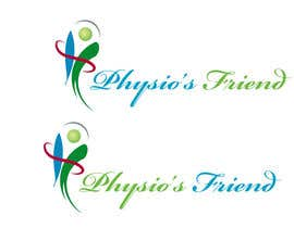 #36 para Design a Logo for Physiosfriend.com por MonkeyGraphics1