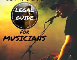 Nro 23 kilpailuun Design a Cover for a Legal Guide for Musicians käyttäjältä otomesan