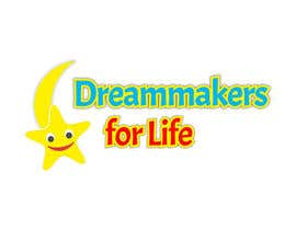 codefive tarafından Design a Logo for Dreammakers for Life için no 53