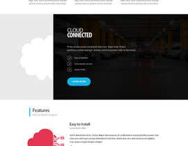 #2 cho Need Ultra-Creative Website Mock-up with Intuitive UI bởi Pavithranmm
