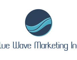 #29 untuk Design a Logo for Blue Wave Marketing Inc oleh GBTEK2013