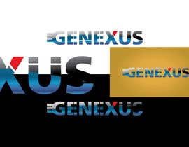 #36 for Logo Design for GENEXUS by sekajunking7