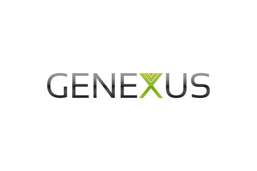 Konkurrenceindlæg #33 for Logo Design for GENEXUS