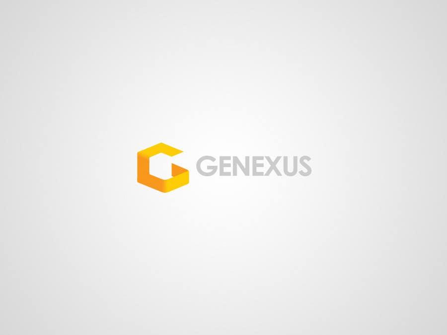Contest Entry #                                        46                                      for                                         Logo Design for GENEXUS