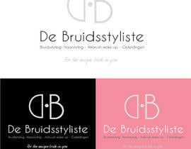 #11 para Logo Design for Bridal Make-up Artist por brunhildeolivier