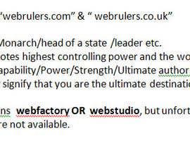 #84 untuk New Company Name for a web business oleh oumkara111