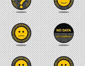 era67 tarafından Design 4 (four) pieces of artwork to be used as badges / button pins için no 7
