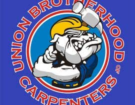 #23 untuk Design a T-Shirt for Carpenters Union oleh YONWORKS