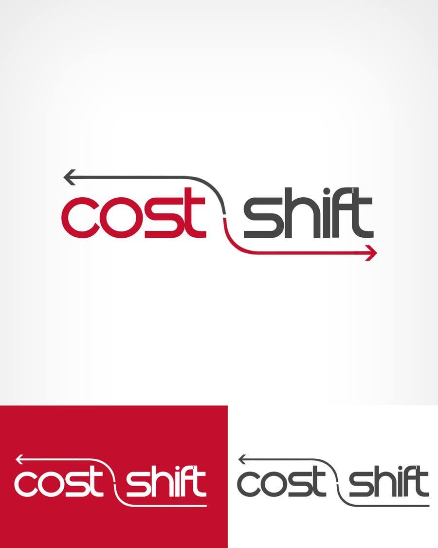 Kilpailutyö #84 kilpailussa Design a Logo For COSTSHIFT
