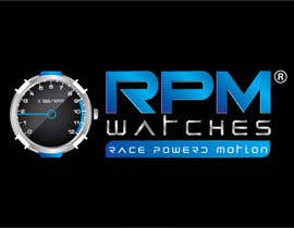 nº 116 pour Design a Logo for RPM watches par dannnnny85